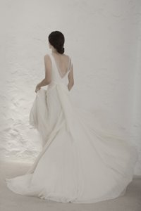 Gypsy + Cristina Tulle Cortana Wedding Dress