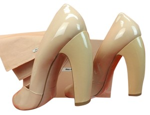 Miu Miu Nude/Blush(Sipria) Pumps