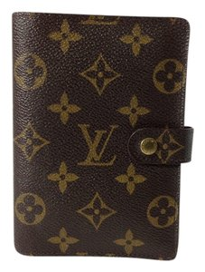 Louis Vuitton Authentic Louis Vuitton Monogram Small 6 Rings Agenda