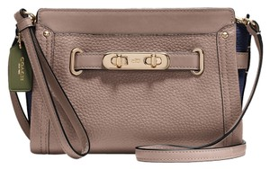 Coach Swagger Wristlet in Multi-Color