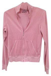 Juicy Couture Track Suit Track Pink Jacket