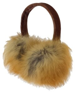 Other Velvet Fox Fur Earmuffs