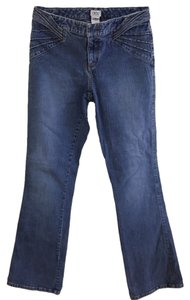 Cache Flare Leg Jeans-Distressed