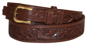 Nocona Tooled Leather