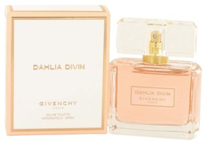Givenchy Dahlia Divin Womens Perfume 2.5 oz 75 ml Eau De Toilette Spray