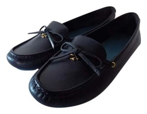 Tory Burch Loafers Navy Flats