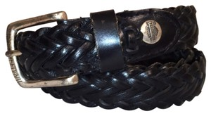 Harley Davidson Braided Woven Leather
