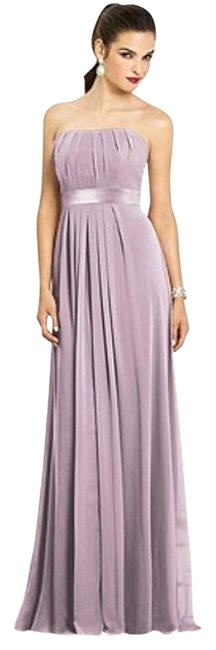After Six Suede Rose 6672 Long Night Out Dress Size 10 (M) After Six Suede Rose 6672 Long Night Out Dress Size 10 (M) Image 1