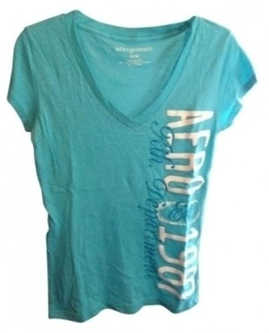 Preload https://item5.tradesy.com/images/aeropostale-blue-tee-shirt-size-8-m-10739-0-0.jpg?width=400&height=650