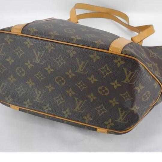 Louis Vuitton Le Leather Monogram Shoulder Bag