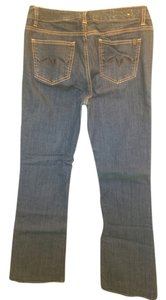 Buffalo Boot Cut Jeans-Dark Rinse