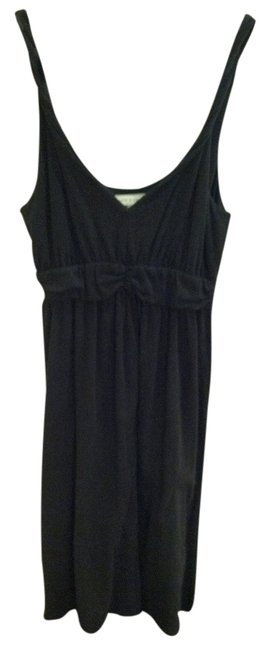 Preload https://item3.tradesy.com/images/lord-and-taylor-black-knee-length-short-casual-dress-size-8-m-1074192-0-0.jpg?width=400&height=650