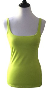 New York & Company Top Neon green