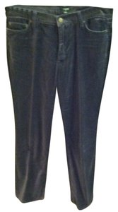 J.Crew Straight Pants gray velvet