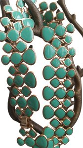 ALDO Aldo Teal Collar Necklace