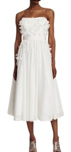 Adrianna Papell Bridal Tulle Crystal Dress