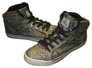 Guess Silver Sparkle Athletic