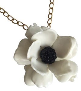 Kate Spade Kate Spade Flower Necklace