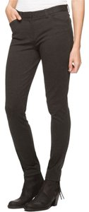 Andrew Marc Skinny Pants Black, Charcoal