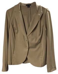 Metaphor Tan Blazer