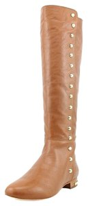 MICHAEL Michael Kors Ailee Brown Tan Boots