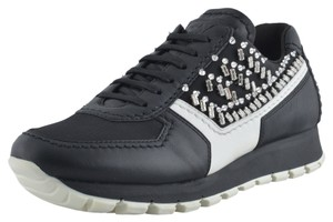 Prada Black / White Athletic