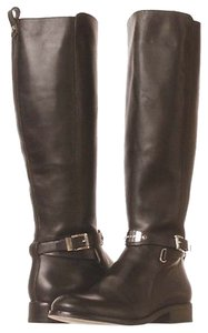 Michael Kors Black Stretch Boots