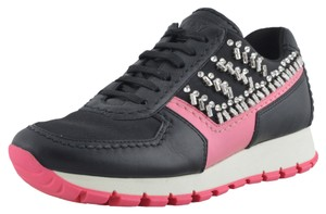 Prada Black / Begonia Athletic