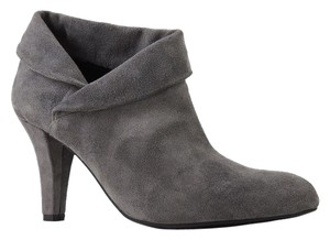 Enzo Suede Bootie Grey Boots