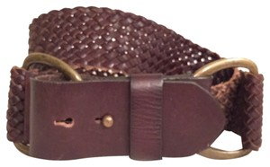 J.Crew NEW! Woven Distressed Leather