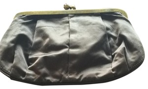 J crew Brown Clutch