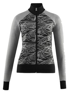 Zumba Fitness Funky Zip-Up Cardigan
