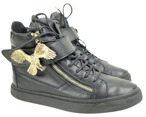 Giuseppe Zanotti Eagle Limited Edition London black Athletic
