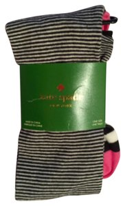 Kate Spade BRAND NEW WITH TAGS STRIPED KNEE SOCKS