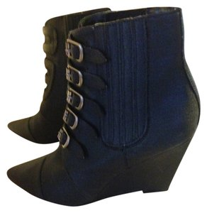 Pied juste Black Boots