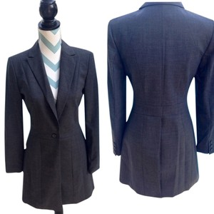 Express Jacket Gray Blazer