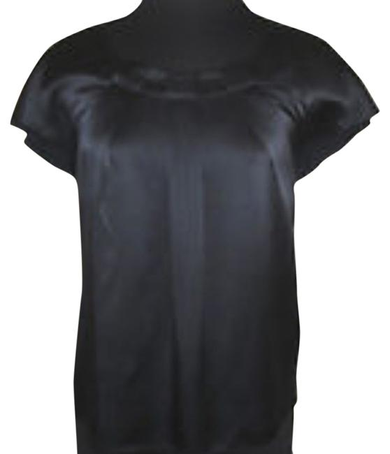 Preload https://item3.tradesy.com/images/7-for-all-mankind-black-blouse-size-2-xs-1075412-0-0.jpg?width=400&height=650