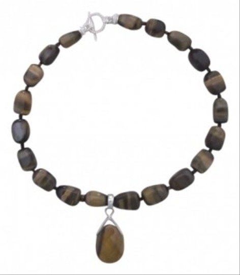 Other Chunky Tiger's Eye chocker
