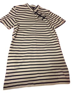 Marc by Marc Jacobs short dress Navy blue and tan on Tradesy