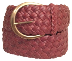 Express Woven Leather