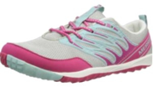 Merrell Blue/ pink Athletic