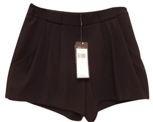 BCBGMAXAZRIA Dress Shorts Black