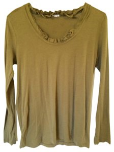 J.Crew T Shirt Army Green