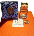 Tory Burch TORY BURCH MINIATURE SET you will receive one TORY burch Soap new never used 2.8 oz and miniature Eau de Parfum 0.24 fl oz 7 ml new with out the Box
