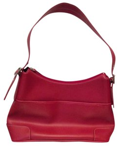 Liz Claiborne Leather Spring Summer Shoulder Bag