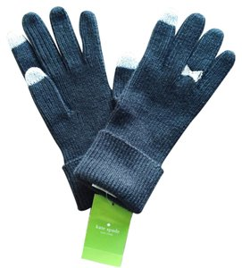 Kate Spade Embellished Tech Gloves