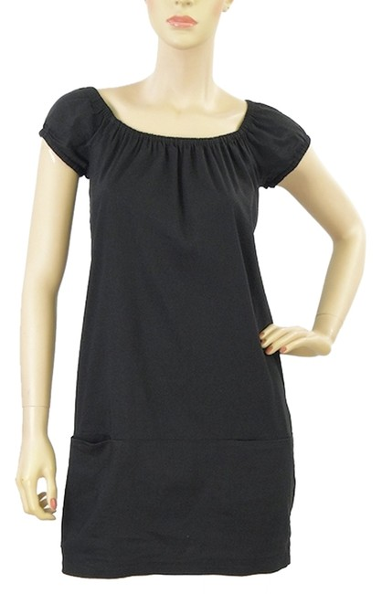 Preload https://item3.tradesy.com/images/theory-black-stretch-cotton-above-knee-short-casual-dress-size-2-xs-1075942-0-0.jpg?width=400&height=650