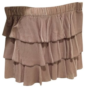 Juicy Couture Mini Skirt Neutral