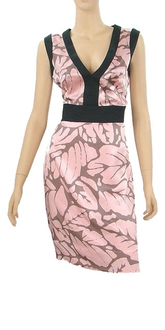 Preload https://item1.tradesy.com/images/tuleh-pink-black-bold-print-with-trim-knee-length-cocktail-dress-size-6-s-1075975-0-0.jpg?width=400&height=650