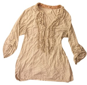 one.september Ruffle Cozy Comfortable Tunic